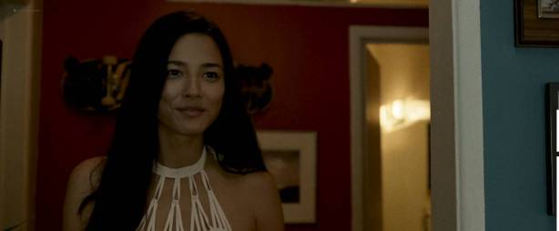 Jessica Gomes nude topless and sex - Once Upon a Time in Venice (2017) HD 1080p WEB (7)