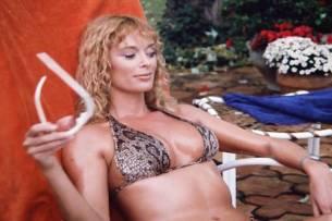 Kimberly McArthur nude topless Sybil Danning, Barbara Edwards other's nude too - Malibu Express (1985) (11)