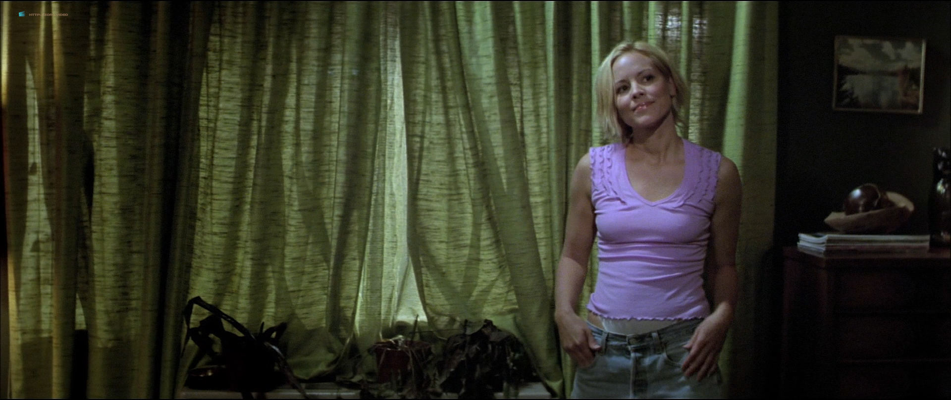 Maria Bello nude topless, butt, bush and sex - The Cooler (2003) HD 1080p BluRay (20)