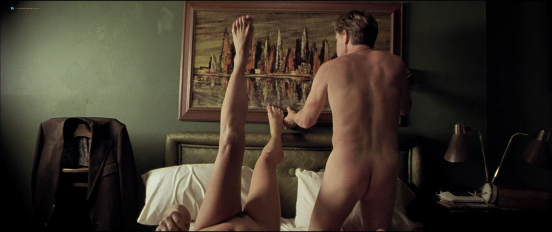 Maria Bello nude topless, butt, bush and sex - The Cooler (2003) HD 1080p BluRay (4)