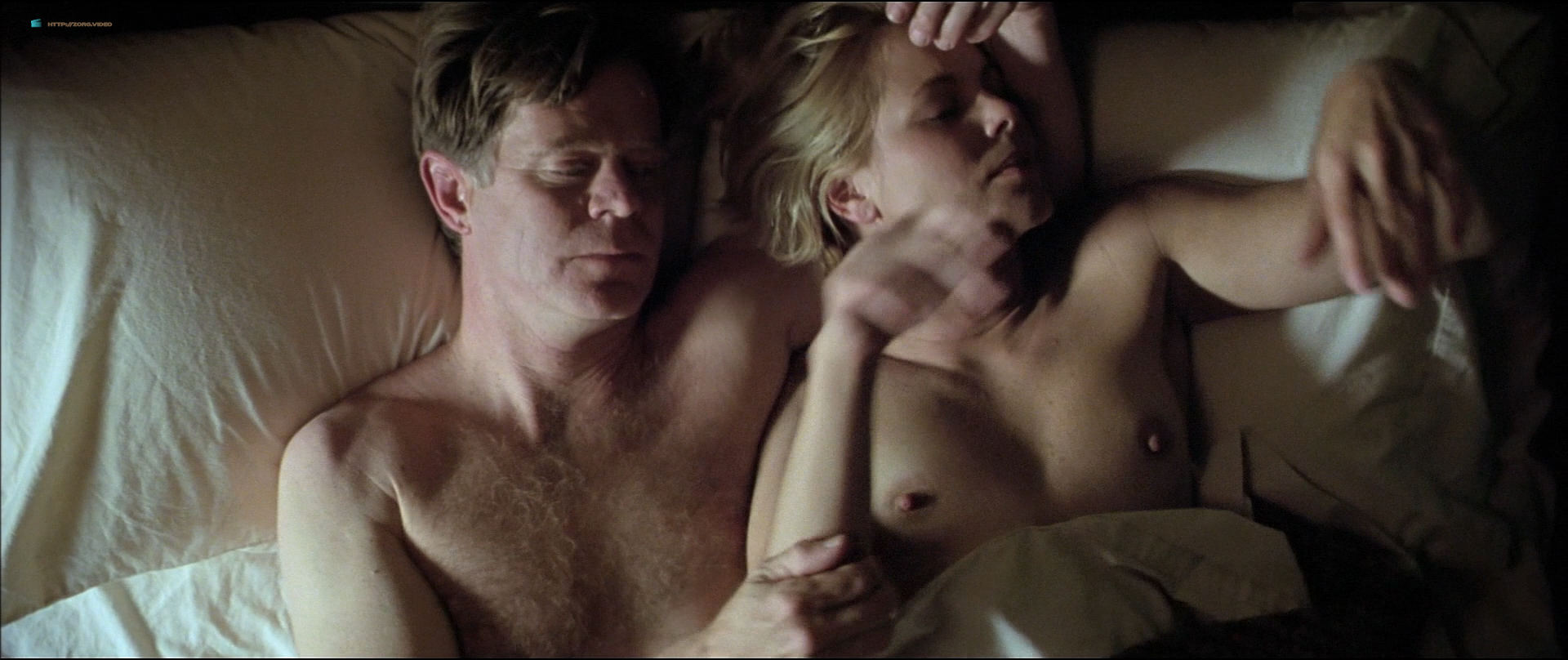 Maria Bello nude topless, butt, bush and sex - The Cooler (2003) HD 1080p BluRay (2)