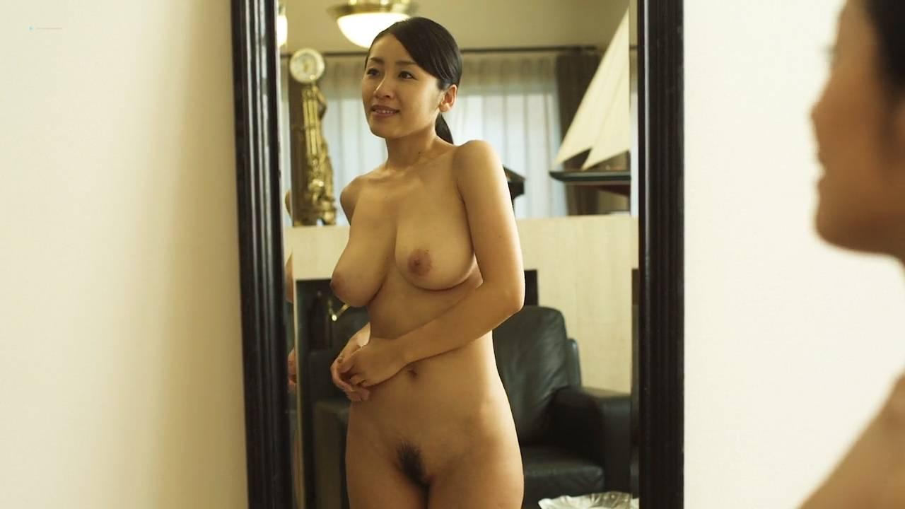 Miki Mizuno nude full frontal Megumi Kagurazaka and other's nude sex - Guilty of Romance (JP-2011) HD 720p (13)