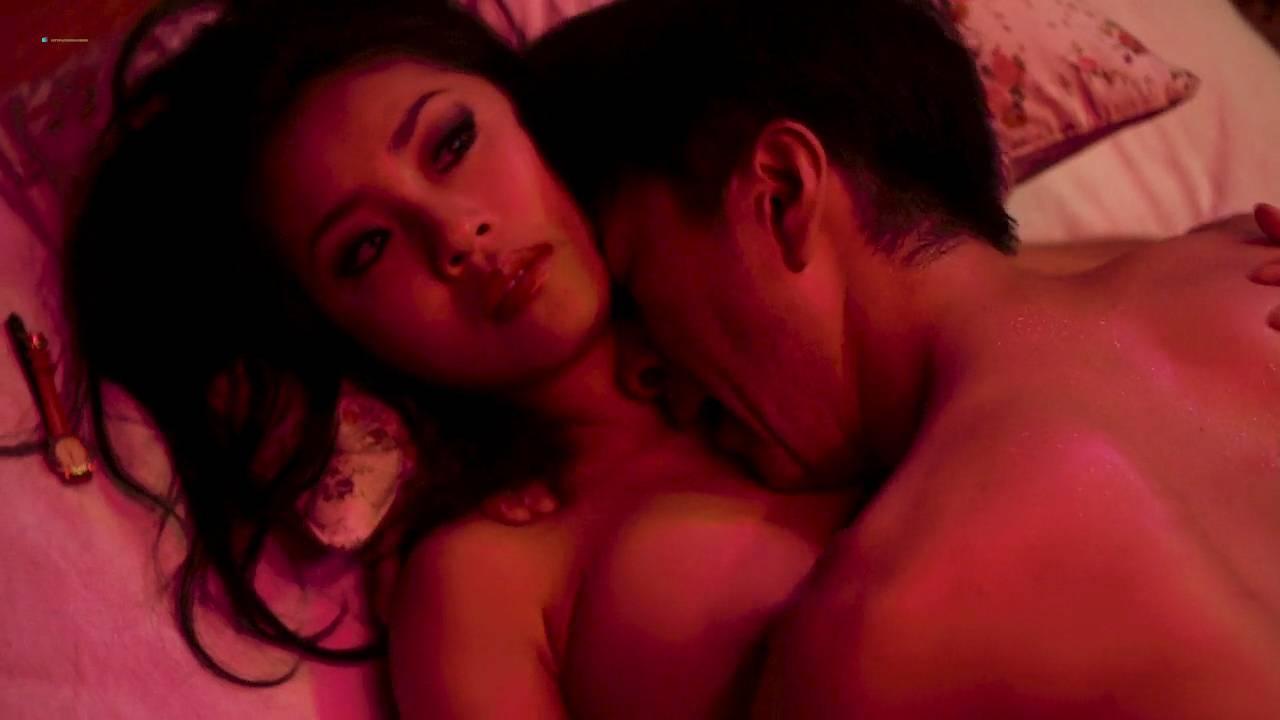 Miki Mizuno nude full frontal Megumi Kagurazaka and other's nude sex - Guilty of Romance (JP-2011) HD 720p (2)