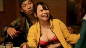 Miyuki Yokoyama nude sex and Peach Momomiya nude too - Camp (JP-2014) (10)
