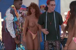 Monique Gabrielle nude busty Michelle Grassnick huge boobs – Miracle Beach (1992) HD1080p BluRay