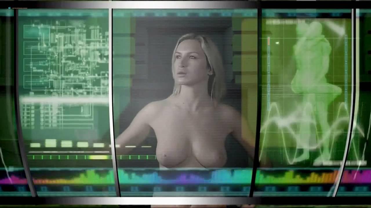 Vanina Verdun Penia nude bush and lot of hot sex - She Alien (2009) HD 720p (2)