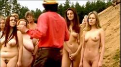 Veronika Bellová nude full frontal Zita Moravkova and many other's nude bush, butt - Expulsion from Paradise (CZ-2001) (10)