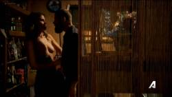 Anna Hutchison nude topless and sex Kira Noir nude sex too - Kingdom (2017) s3e5 HDTV 720p (4)