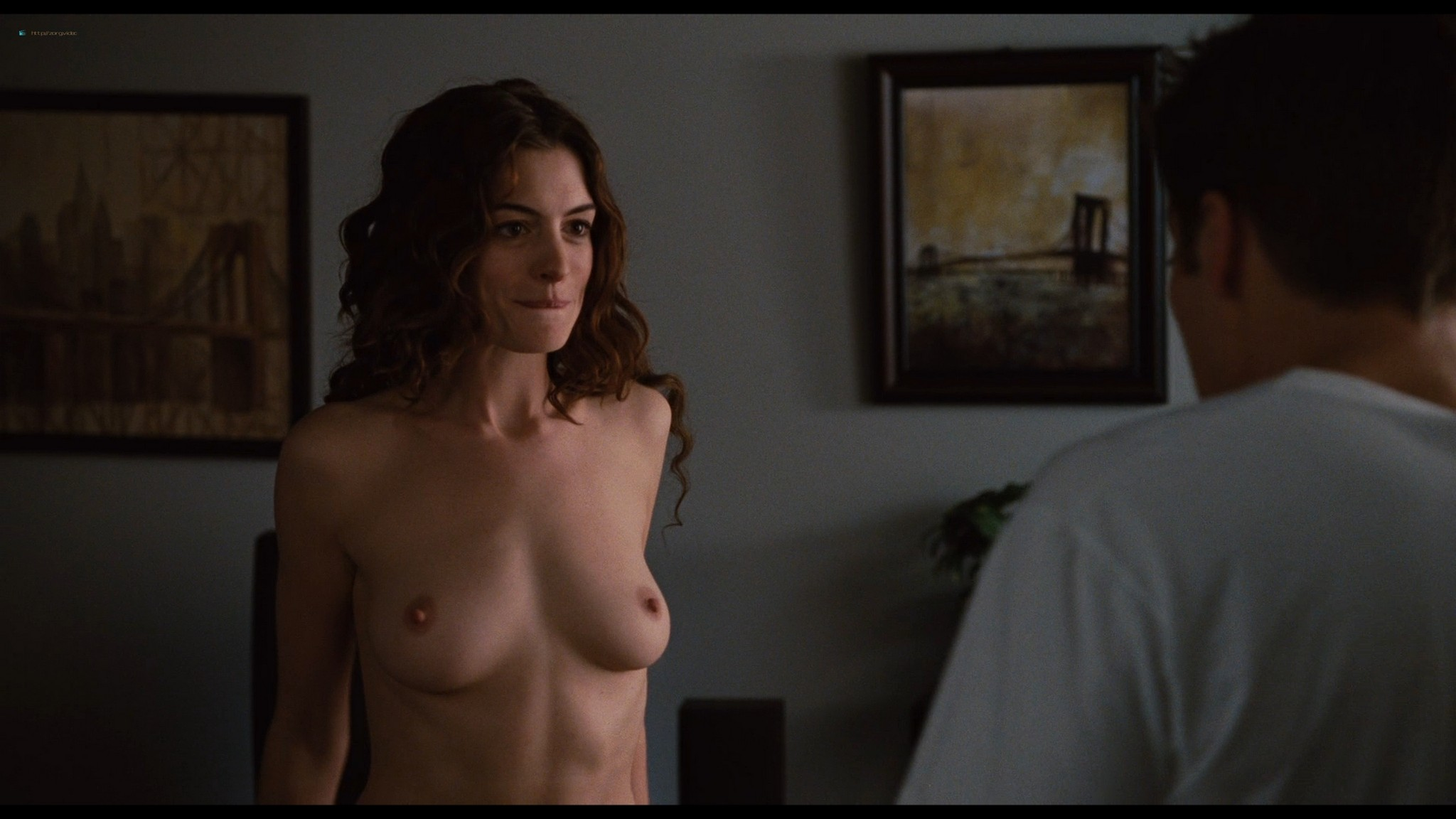 Anne Hathaway nude sex, Katheryn Winnick hot - Love and other drugs (2010) HD 1080p BluRay (15)