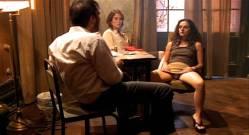 Bel García nude bush labia explicit Josi Antello nude - Filme de amor (BR-2003) (13)
