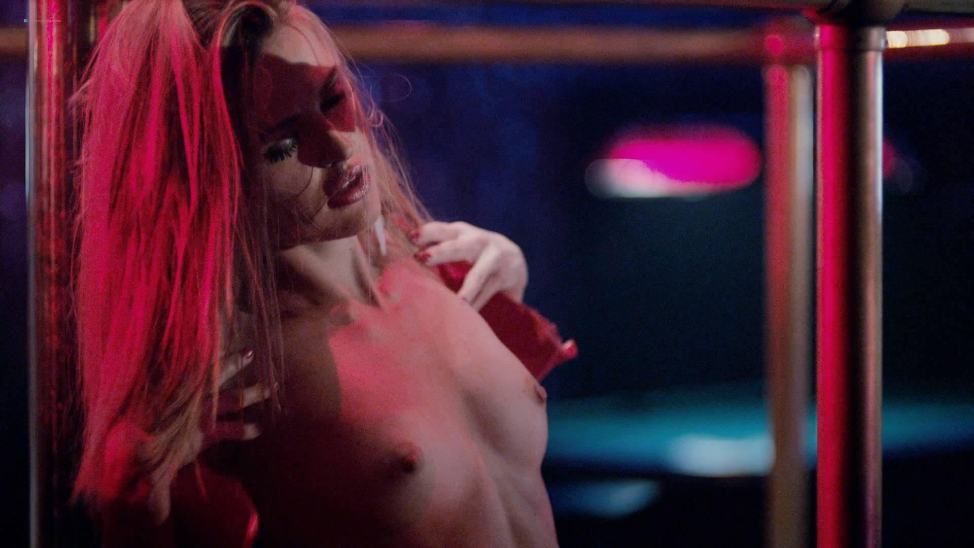 Helena Mattsson hot, Ileana Huxley and April Jorgensen nude topless - Code of Honor (2016) HD 1080p (7)