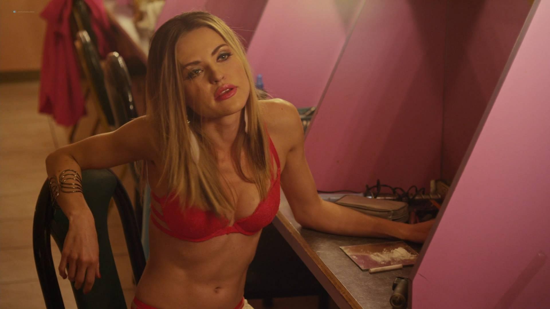 Helena Mattsson hot, Ileana Huxley and April Jorgensen nude topless - Code of Honor (2016) HD 1080p (8)
