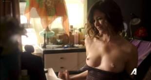 Joanna Going nude topless Katherine Hughes hot and unaccredited nude sex - Kingdom (2017) s3e8 HDTV 720p (15)