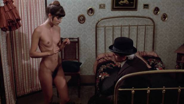 Josephine Chaplin nude Esther Studer nude full frontal and Lina Romay nude - Jack the Ripper (1976) HD 720p BluRay (9)