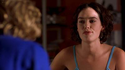 Lena Headey hot and leggy Heather Weeks sex in the tube - Twice Upon A Yesterday (1998) HD 1080p (7)