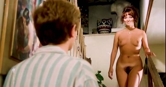 Leonora Fani nude bush Carroll Baker nude sex Femi Benussi nude full frontal - Lezioni private (IT-1975) (6)