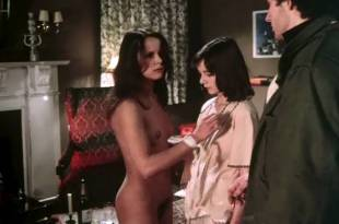 Leonora Fani nude butt bush Christine Boisson nude full frontal – Naked Massacre (1976)