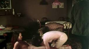 Leonora Fani nude butt bush Christine Boisson nude full frontal - Naked Massacre (1976) (4)