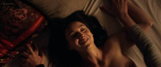 Marta Malikowska nude topless - Life Must Go On (PL-2015) (7)