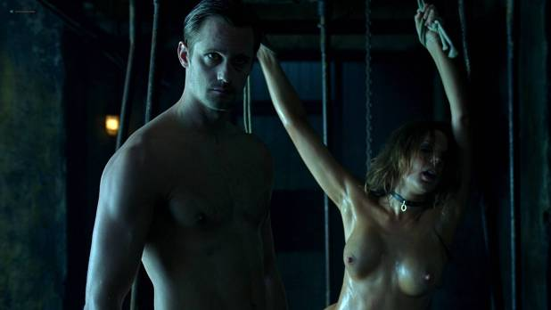 Natasha Alam nude bush C C Sheffield nude topless Thea Brooks hot - True Blood (2010) s3e1 HD 1080p BluRay (14)