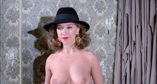 Sabine Haudepin nude topless and Charlotte Rampling nude butt - Max mon amour (1986) HD 720p (12)