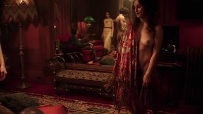 Stefanie von Pfetten hot c-true Carina Conti and other's nude bush boobs- The Last Tycoon (2017) s1e4 HD 1080p Web (5)