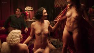 Stefanie von Pfetten hot c-true Carina Conti and other's nude bush boobs- The Last Tycoon (2017) s1e4 HD 1080p Web