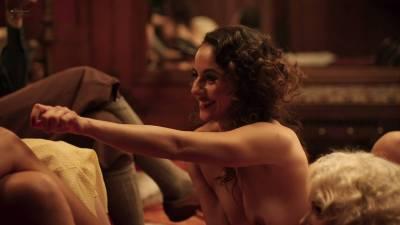 Stefanie von Pfetten hot c-true Carina Conti and other's nude bush boobs- The Last Tycoon (2017) s1e4 HD 1080p Web (3)