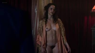 Stefanie von Pfetten hot c-true Carina Conti and other's nude bush boobs- The Last Tycoon (2017) s1e4 HD 1080p Web (13)