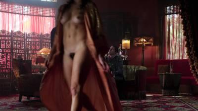 Stefanie von Pfetten hot c-true Carina Conti and other's nude bush boobs- The Last Tycoon (2017) s1e4 HD 1080p Web (10)