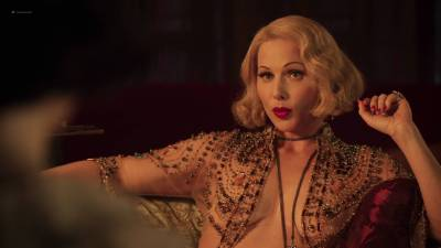 Stefanie von Pfetten hot c-true Carina Conti and other's nude bush boobs- The Last Tycoon (2017) s1e4 HD 1080p Web (8)