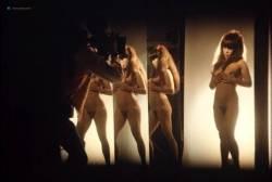 Sylvia Kristel nude bush and boobs - Naakt over de schutting (NL-1973) VHS (16)
