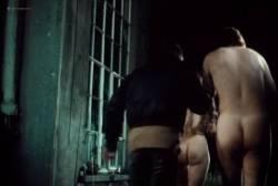 Sylvia Kristel nude bush and boobs - Naakt over de schutting (NL-1973) VHS (6)