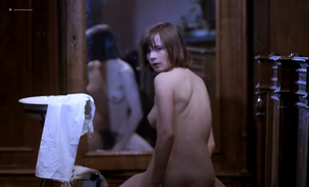 Leonora Fani nude full frontal and sex - Pensione Paura (IT-1977) (3)