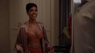 Jazmyn Simon hot in lingerie - Ballers (2017) s3e6 HD 1080p