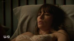 Jessica Biel hot sex receiving oral - The Sinner (2017) S01E02 HDTV 720-1080p (10)