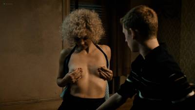 Maggie Gyllenhaal nude topless Margarita Levieva nude other's nude too - The Deuce (2017) s1e1 HD 1080p (11)