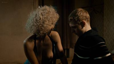 Maggie Gyllenhaal nude topless Margarita Levieva nude other's nude too - The Deuce (2017) s1e1 HD 1080p (9)