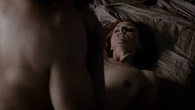 Maggie Gyllenhaal nude topless Margarita Levieva nude other's nude too - The Deuce (2017) s1e1 HD 1080p (6)