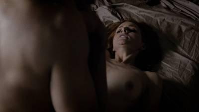 Maggie Gyllenhaal nude topless Margarita Levieva nude other's nude too - The Deuce (2017) s1e1 HD 1080p (6)