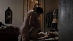 Maggie Gyllenhaal nude topless Margarita Levieva nude other's nude too - The Deuce (2017) s1e1 HD 1080p (5)