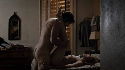 Maggie Gyllenhaal nude topless Margarita Levieva nude other's nude too - The Deuce (2017) s1e1 HD 1080p (5)