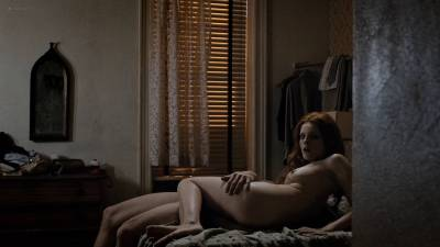 Maggie Gyllenhaal nude topless Margarita Levieva nude other's nude too - The Deuce (2017) s1e1 HD 1080p (3)