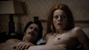 Maggie Gyllenhaal nude topless Margarita Levieva nude other's nude too - The Deuce (2017) s1e1 HD 1080p (2)