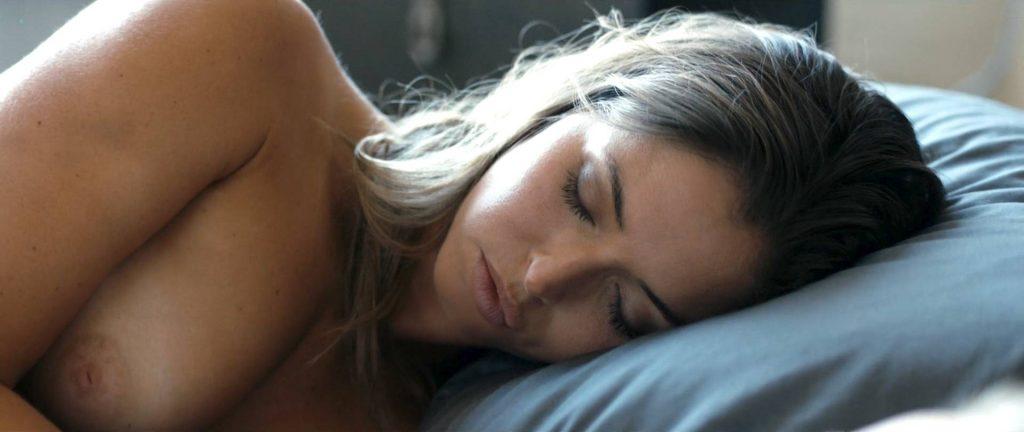 Natalie Krill nude bush Erika Linder nude lot of sex - Below Her Mouth (2016) HD 1080p Web (11)