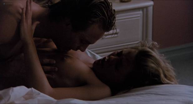 Patsy Kensit nude topless and sex Katie Mitchell nude bush - Timebomb (1991) HD 1080p BluRay (10)