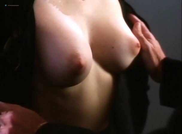 Athena Massey nude sex threesome Rena Riffel, Lisa Ann, Elena Olanson all nude too - Undercover (1995) (16)