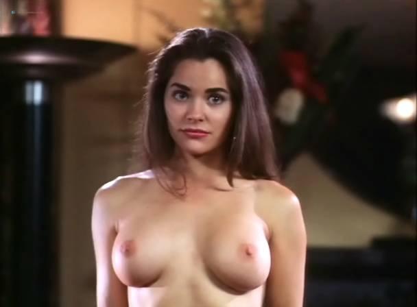Athena Massey nude sex threesome Rena Riffel, Lisa Ann, Elena Olanson all nude too - Undercover (1995) (13)