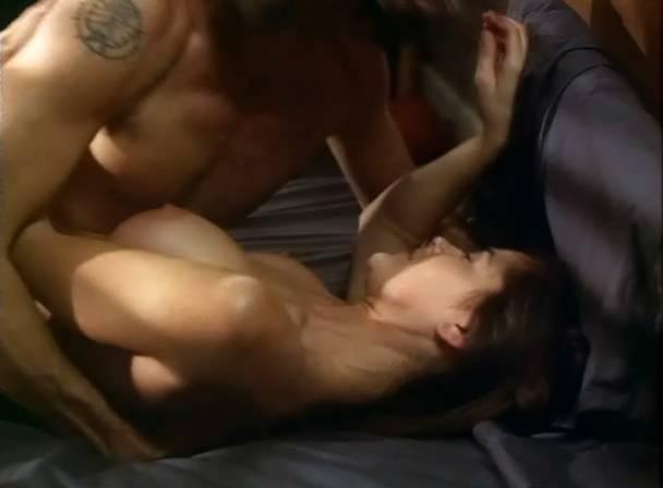 Athena Massey nude sex threesome Rena Riffel, Lisa Ann, Elena Olanson all nude too - Undercover (1995) (2)
