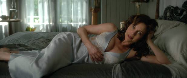 Carla Gugino hot and sexy in lingerie - Gerald's Game (2017) HD 1080p (7)